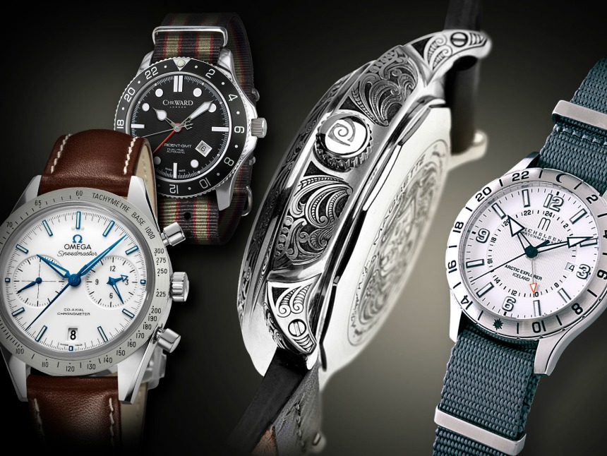 Editors' Holiday Watch Wish List Buying Guide For 2013 ABTW Editors' Lists