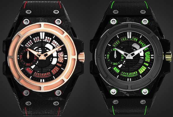Linde Werdelin SpidoLite II Tech Watch Releases
